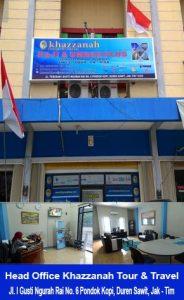 kantor khazzanah